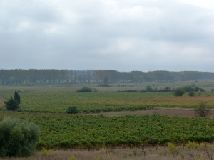 View of the Canal du Midi
