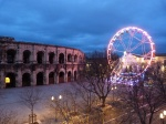 Night in Nimes