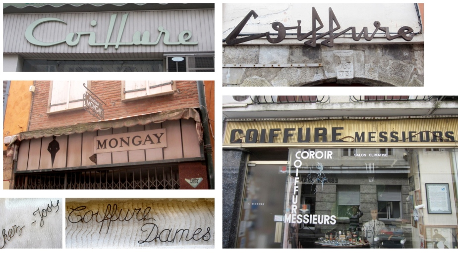 Coiffures and Mongay Boutique for chaps